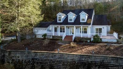 Brookside Forest, Firefly Cove, Lake Lure Village Resort, Laurel Lakes, Riverbend At Lake Lure, Rumbling Bald Resort, Sweetbriar Farms, The Peaks At Lake Lure, Twelve Mile Post, Vista At Bills Mountain Single Family Home For Sale: 402 Sweetbriar Road N