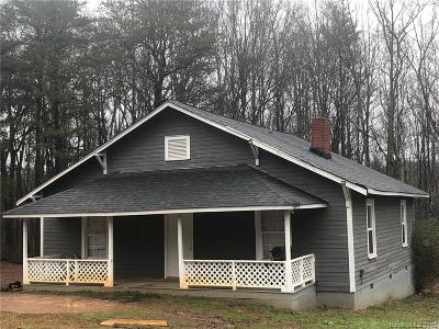 Statesville Single Family Home For Sale: 1009 Randolph Street