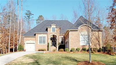 Weddington Single Family Home For Sale: 1107 Bromley Drive