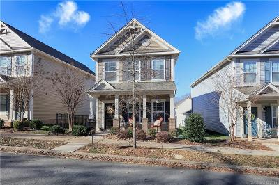 Huntersville Single Family Home Under Contract-Show: 11514 Galashiels Drive