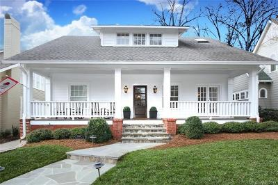 Mecklenburg County Single Family Home Under Contract-Show: 2246 Westminster Place