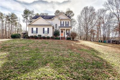 Troutman Single Family Home Under Contract-Show: 140 Talley Ridge Drive