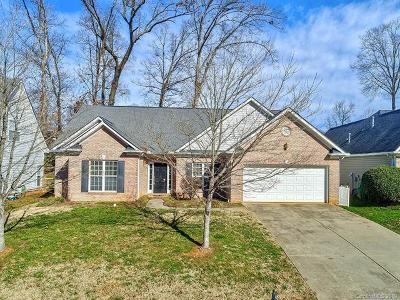 Single Family Home For Sale: 8608 Delamere Lane