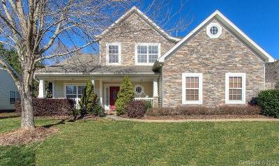 Huntersville Single Family Home For Sale: 12121 Journeys End Trail
