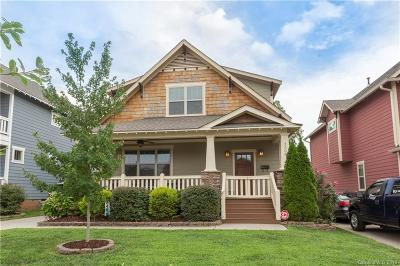 Charlotte Single Family Home Under Contract-Show: 3508 Warp Street