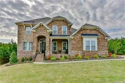 Charlotte Single Family Home For Sale: 16524 Governors Club Court