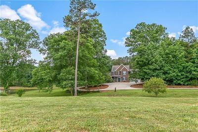 Union County Single Family Home For Sale: 5205 Parkwood School Road
