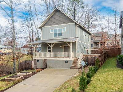 Black Mountain Single Family Home Under Contract-Show: 74 Locust Street