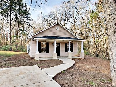 Rock Hill Single Family Home Under Contract-Show: 1233 Calhoun Street