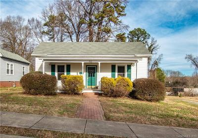 Kannapolis Single Family Home Under Contract-Show: 111 Goldston Street