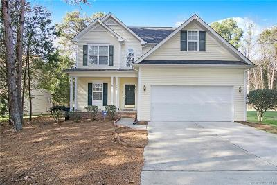 Mooresville Single Family Home Under Contract-Show: 114 Hazelton Loop