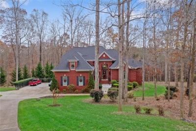 Charlotte Single Family Home For Sale: 15025 Crooked Branch Lane