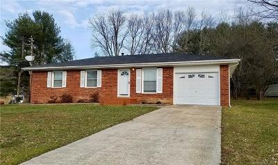 Hendersonville Single Family Home For Sale: 105 Willowbrook Road