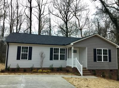China Grove Single Family Home For Sale: 440 Mt Moriah Church Road