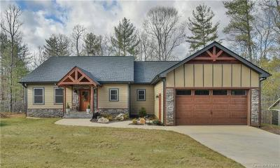 Weaverville Single Family Home For Sale: 30 Nader Avenue #5