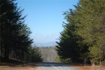 Bat Cave, Black Mountain, Chimney Rock, Columbus, Gerton, Lake Lure, Mill Spring, Rutherfordton, Saluda, Tryon, Union Mills Residential Lots & Land For Sale: Forest Trail Drive