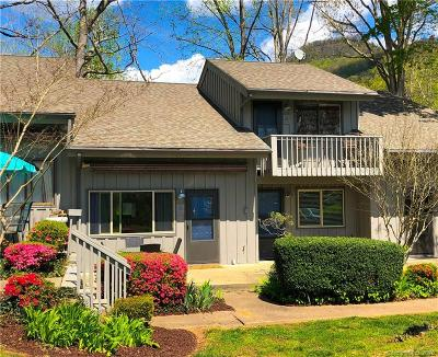 Lake Lure Condo/Townhouse For Sale: 126 Hillside Court #1103