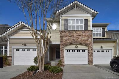 Tega Cay Condo/Townhouse For Sale: 2082 Calloway Pines Drive