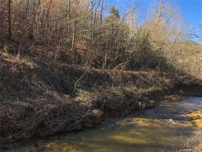 Bat Cave, Black Mountain, Chimney Rock, Columbus, Gerton, Lake Lure, Mill Spring, Rutherfordton, Saluda, Tryon, Union Mills Residential Lots & Land For Sale: Bills Creek Road