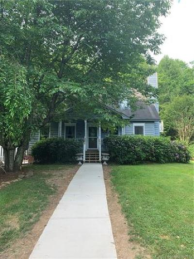 Waynesville Single Family Home For Sale: 106 Indian Springs Drive