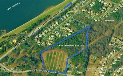 Huntersville Residential Lots & Land For Sale: 7601 Babe Stillwell Farm Road