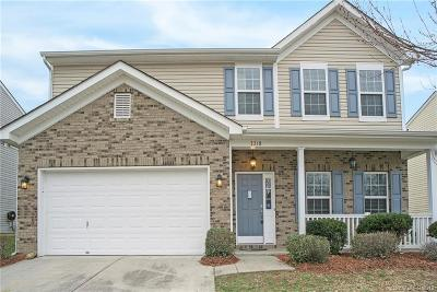 Charlotte Single Family Home For Sale: 3718 Caldwell Ridge Parkway