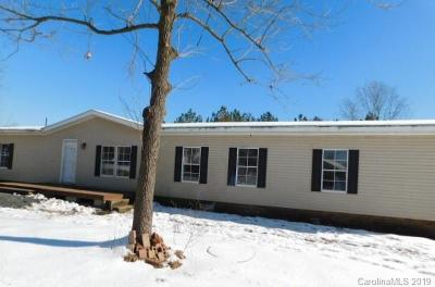Gold Hill NC Single Family Home Sold: $54,000