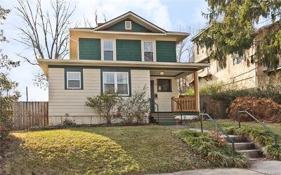 Asheville Single Family Home For Sale: 299 Hillside Street #19
