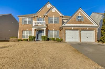 Charlotte Single Family Home For Sale: 1742 Arbor Vista Drive #108