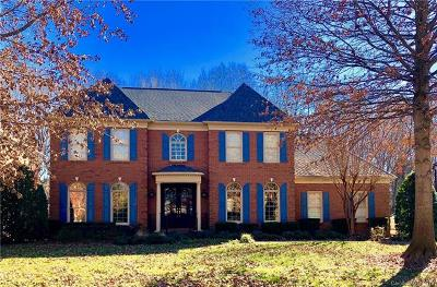 Charlotte Single Family Home For Sale: 5731 Legacy Circle