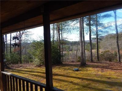 Lake Lure Single Family Home For Sale: 670 Cedar Creek Road