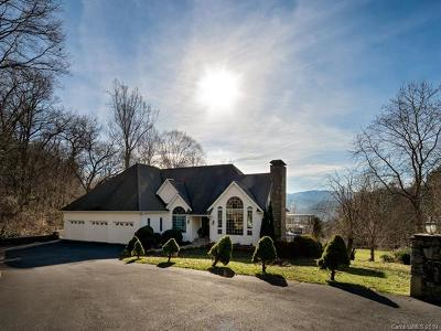 Waynesville Single Family Home For Sale: 242 Laurel Ridge Drive