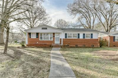 Charlotte NC Single Family Home Under Contract-Show: $185,000