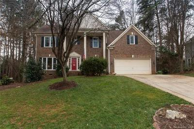 Huntersville Single Family Home For Sale: 15615 Mayberry Place Lane