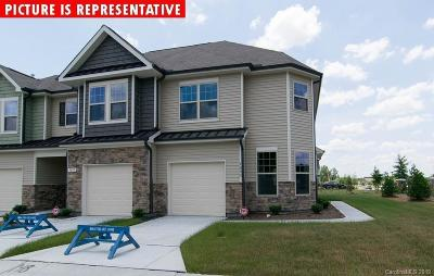 Charlotte Condo/Townhouse Under Contract-Show: 4927 Harris Woods Boulevard #LOT 21