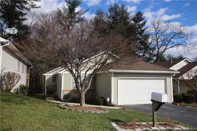 Mills River Single Family Home For Sale: 118 Creeks End Circle #Lot 8