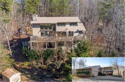 Lake Lure NC Single Family Home For Sale: $547,500
