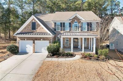 Single Family Home Under Contract-Show: 1211 Sandy Bottom Drive NW