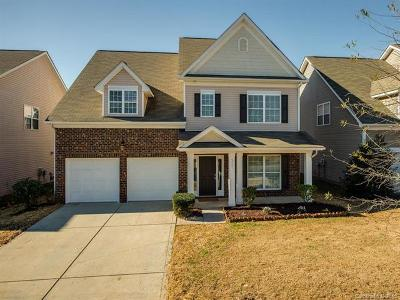 Huntersville Single Family Home For Sale: 595 Marthas View Drive