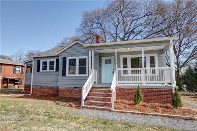 Mount Holly Single Family Home For Sale: 1102 Main Street