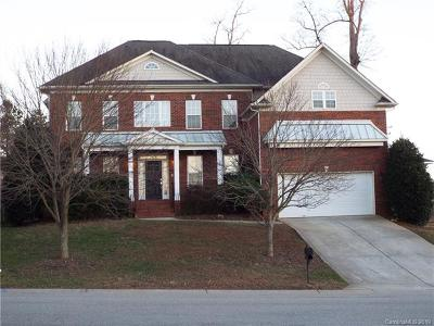 Mooresville Single Family Home For Sale: 293 Montibello Drive #445