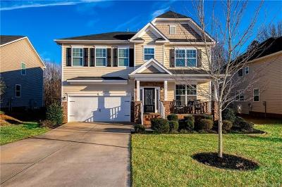 Lake Wylie Single Family Home For Sale: 440 Castlebury Court