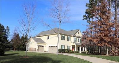 Mint Hill Single Family Home Under Contract-Show: 6604 Northern Red Oak Drive