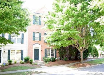 Huntersville Condo/Townhouse Under Contract-Show: 14511 Cordial Lane
