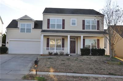 Pineville Single Family Home For Sale: 11711 Red Knoll Lane