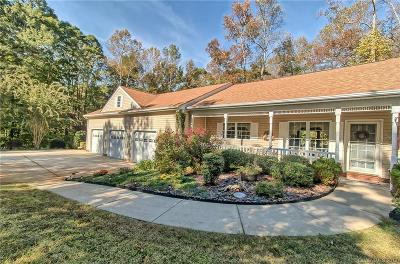 Waxhaw Single Family Home For Sale: 4712 Linda Kay Drive