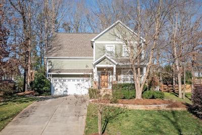 Waxhaw Single Family Home For Sale: 7802 Spanish Oaks Drive
