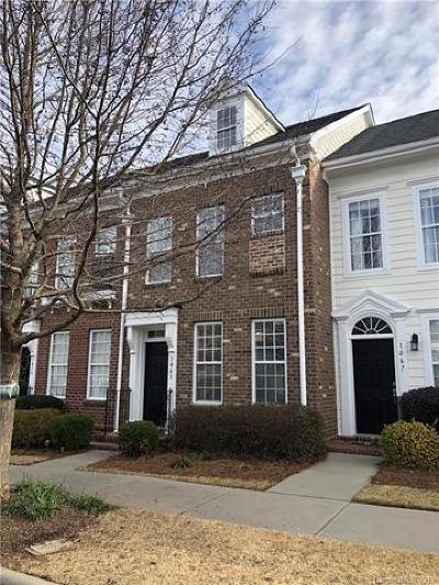 Cornelius Condo/Townhouse For Sale: 1063 Writers Way #B3