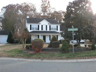 Mooresville Single Family Home For Sale: 170 Camforth Drive