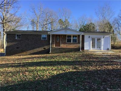 Lincolnton Single Family Home For Sale: 2810 Herman Drive